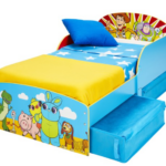 Juniorsong – Toy Story – 4 Kids Toddler Bed with Storage (516TYY01EM) – 235GE7