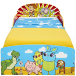 Juniorsong – Toy Story – 4 Kids Toddler Bed with Storage (516TYY01EM) – 235GE7 – M1